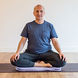 Meditation with Laurent Roure